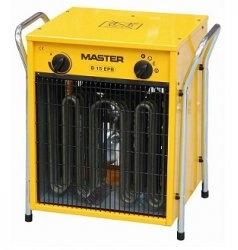 Электрические нагреватели свентиляторами Master